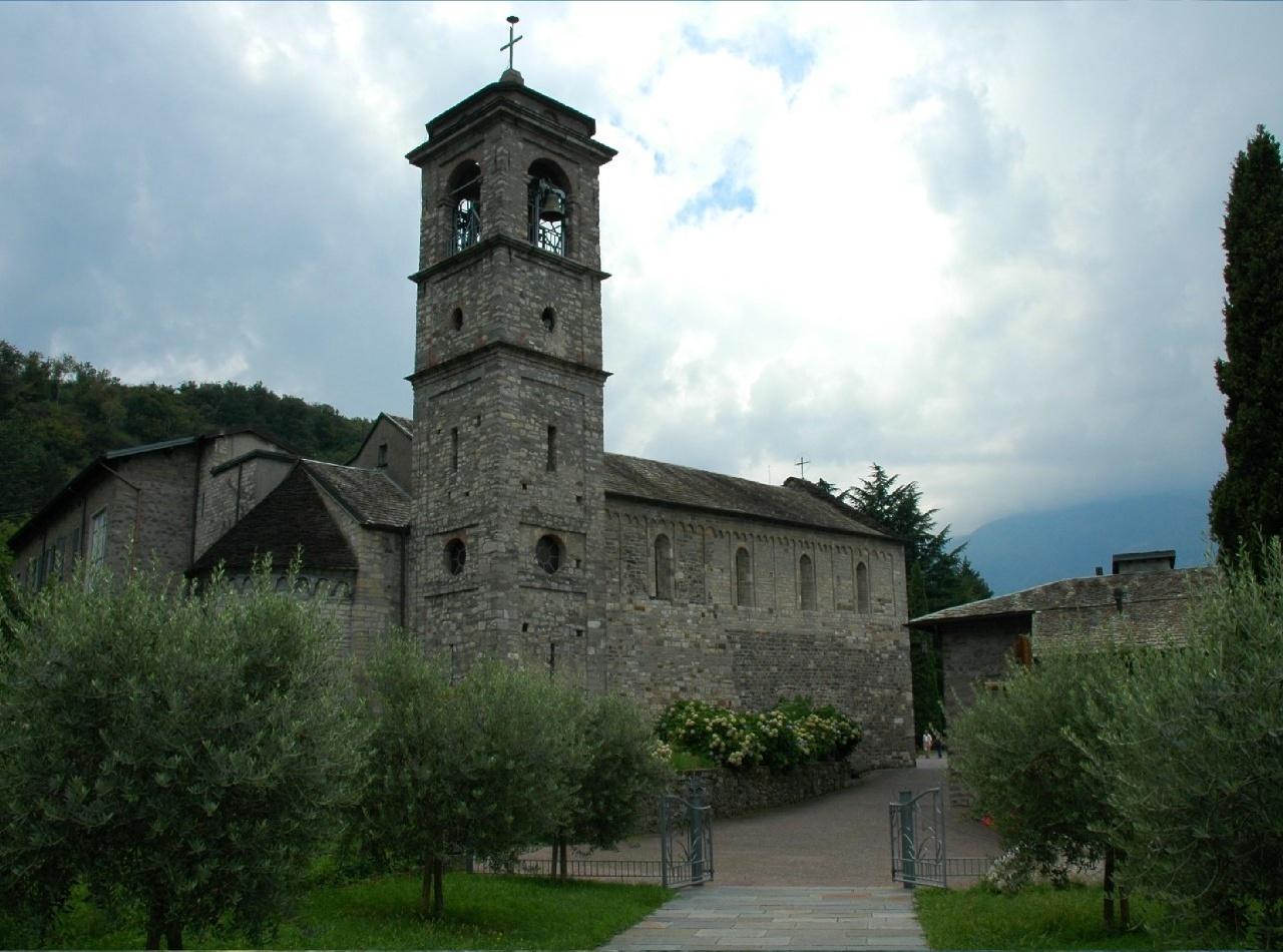 abbazia di piona - dintorni